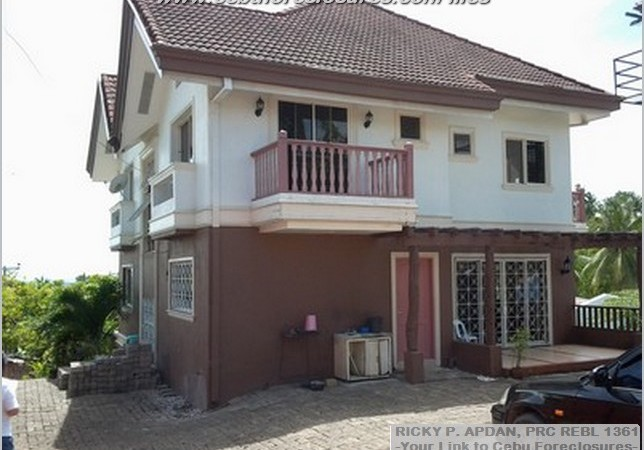 Previous  Next. house and lot for sale in cebu city overlooking SRP going